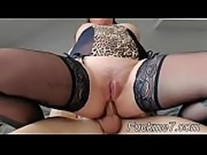 FakeTaxi Slim blonde likes it rough in back of taxi