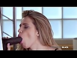 PrivateBlack - Hairy Mary Kalisy Pounded By Big Black Cock!