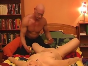 finnish kinky mature and young man