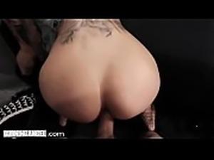 BurningAngel Joanna &amp_ Karma POV Suck N Fuck Rockstar Meat