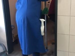 Mom maid arab