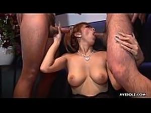 Japanese housewife, Hary Sakuraba had a threesome last night, uncensored