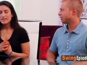 Swinger lady wants full swap.