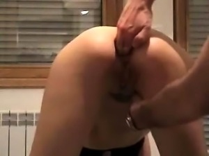 Doggystyle Fingering and toying in bedroom