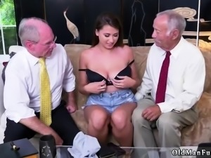 Old pussy fucked hd Ivy impresses with her meaty bra-stuffer