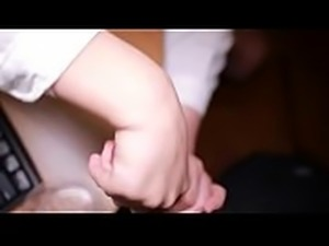 Chinese girl professional handjob【Subscribe to me and update new videos...