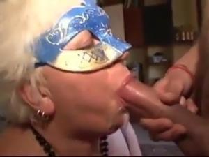 Fat mature anal and cum