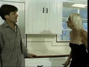 Kathy Jones Threesome (Mature Kink 5)