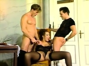 Asas Double Anal and Double Penetration