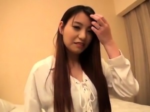 Bodacious Japanese cutie loves to get pumped full of cock