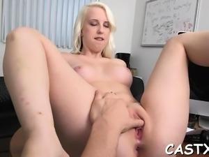 Gf Darcie Belle's cooter needs adult fucking