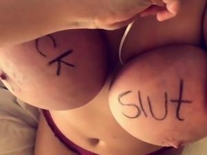 Breast Lovers Dream- Astroplya Cock Slut!