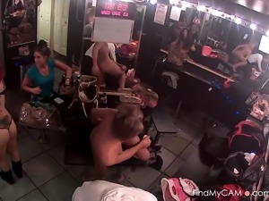 Stripper doing fucked up things