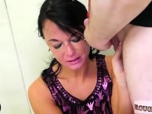 Blonde big tits bondage first time Talent Ho