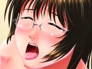 Divine jugged hentai girl