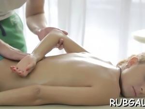 Wonderful redhead Janette coitus in porno