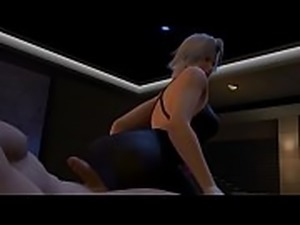 3D Hentai animation sfm MIx