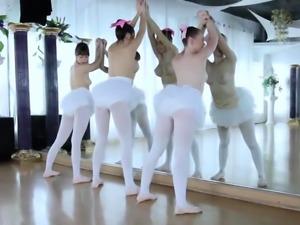 College Ballerinas