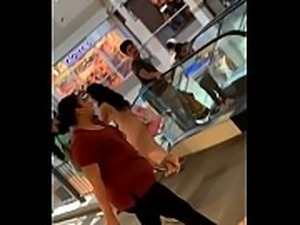 Fat Ass Latina Milf Creeped On At The Mall Candid