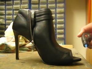 Fun with heels of cumonheels81 wife