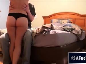 Big Ass Readhead fucked on a 1st date